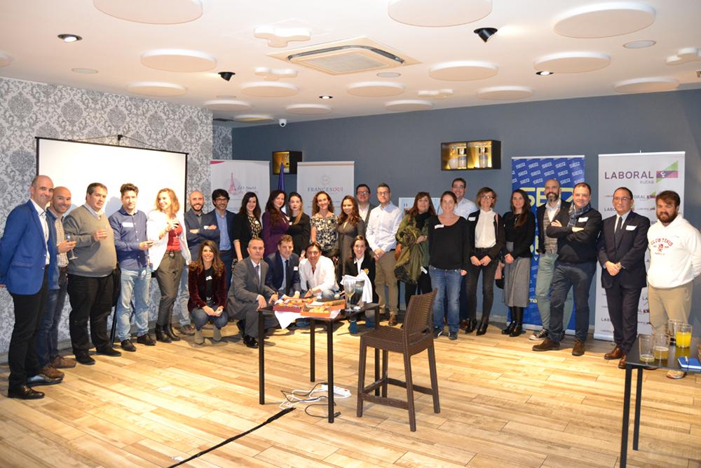 Networking en Mutilva junto a AJE Navarra