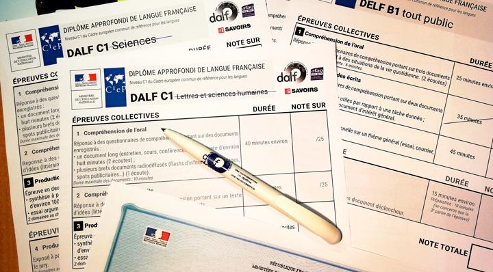 Les épreuves des diplômes DELF et DALF évoluent
